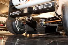 McLaren MP4-13 Mercedes