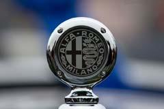 Alfa Romeo 8C 2300 Castagna Cabriolet