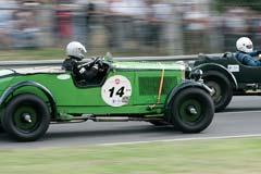 Talbot 105 Brooklands Tourer