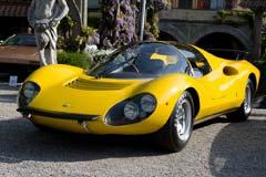 Ferrari 206 S Dino Berlinetta Competizione
