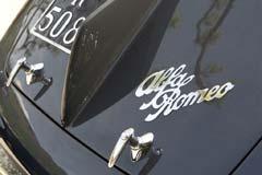 Alfa Romeo 6C 2300 B Pescara Pinin Farina Berlinetta