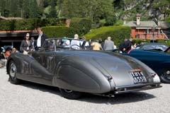 Alfa Romeo 6C 2500 SS Pinin Farina Spider