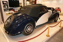 Bugatti Type 57 Stelvio Drophead Coupe