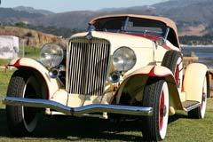Auburn 12-160A Speedster