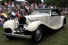 Bugatti Type 41 Royale Weinberger Cabriolet