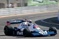 Tyrrell 008 Cosworth