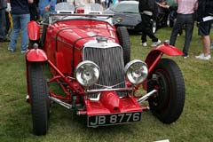 Squire 1500 Markham Roadster