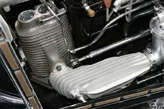 Mercedes-Benz 710 SSK 27/240/300 hp Trossi Roadster