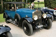 Hispano Suiza H6B Mitchel Landaulet