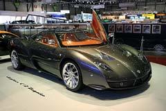 Spyker C12 Zagato Coupe