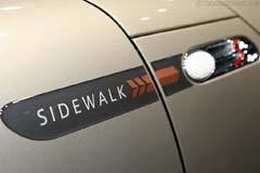 MINI Cooper S Convertible Sidewalk