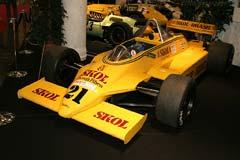 Fittipaldi F8C Cosworth