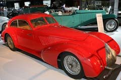 Alfa Romeo 8C 2900A Pinin Farina Berlinetta