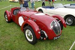Nash-Healey Pinin Farina Roadster