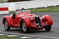 Alfa Romeo 8C 2900B MM Touring Spider