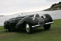 Bugatti Type 57 C Voll & Ruhrbeck Cabriolet