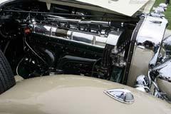 Stutz DV-32 Rollston Convertible Coupe