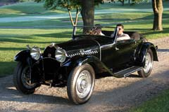 Bugatti Type 50 Paul Née Roadster