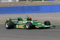 Lotus 80 Cosworth