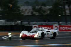 Porsche 908K Coupe