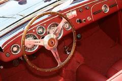 Maserati A6G 2000 Frua Spider