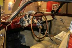 Jaguar XK120 Ghia Supersonic Coupe