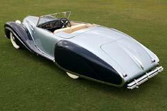 Talbot Lago T26 Record Figoni & Falaschi Cabriolet
