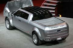 Ford F250 Super Chief Concept