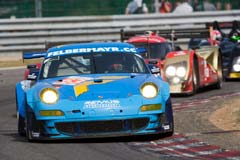 2011 Le Mans Series Spa 1000 km (ILMC)