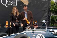 2011 The Quail, a Motorsports Gathering