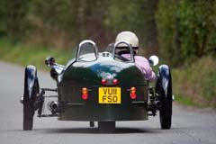 Morgan 3 Wheeler Road Test