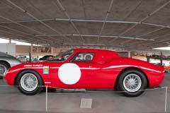 Ferrari in Pantheon Basel