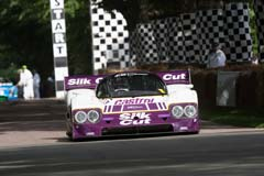 Jaguar XJR-12 - Chassis: 990 - 2012 Goodwood Festival of Speed