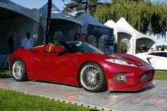 2013 The Quail, a Motorsports Gathering