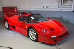 ferrari f50 chassis 99999 2013 monterey auctions. Black Bedroom Furniture Sets. Home Design Ideas