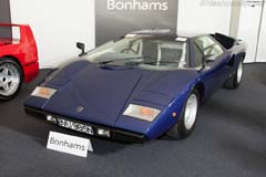 lamborghini countach chassis 1120070 2014 goodwood festival of speed. Black Bedroom Furniture Sets. Home Design Ideas