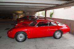 Alfa Romeo Giulietta SZ Coda Tronca