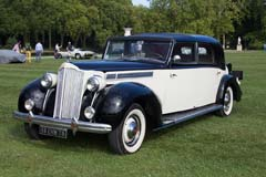 Packard 120 Franay Coupe Chauffeur