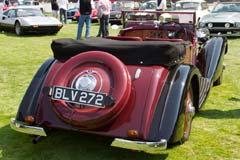 Bentley 4¼ Litre Vanden Plas Tourer