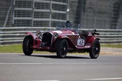 Alfa Romeo 8C 2300 Zagato Spider