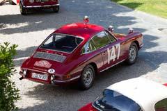 Porsche 911 Monte Carlo