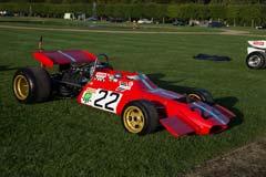 DeTomaso 505 F1 Cosworth