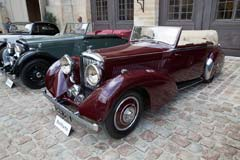 Bentley 4¼ Litre James Young Drophead Coupe