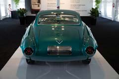 Fiat 8V Ghia Supersonic Coupe