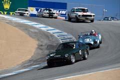 Sunbeam Tiger Lister Le Mans Coupe