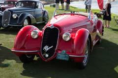 Alfa Romeo 8C 2900B Lungo Touring Spider