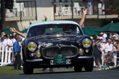 Maserati A6G/54 2000 Frua Coupe
