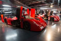 Toyota GT-One Road Car