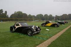 Bugatti Type 57 Atalante Roll-Back Coupe