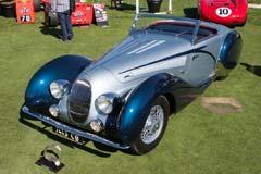Talbot Lago T150C SS Figoni & Falaschi Cabriolet